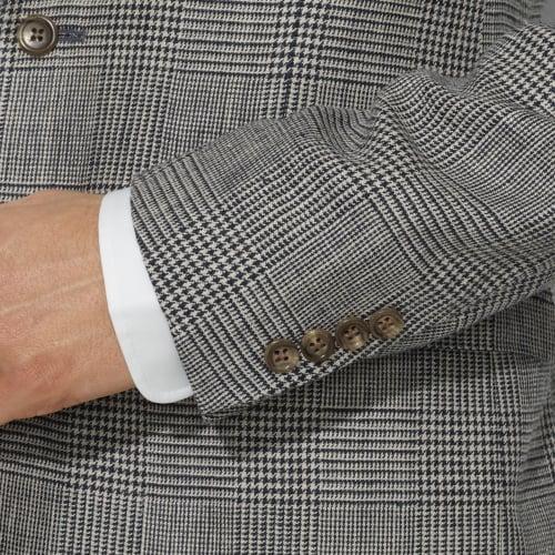 Lyst Polo Ralph Lauren Glen Plaid Sport Coat In Gray For Men