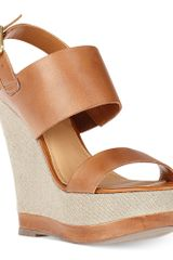 Steve Madden Warmth Platform Wedge Sandals