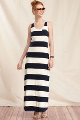Tommy Hilfiger Sleeveless Striped Maxi - Lyst