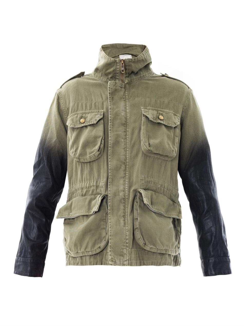 Current Elliott Infantry Jacket