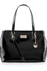 DKNY Hudson Large Work Shopper - Lyst