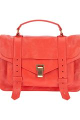 Proenza Schouler Ps1 Medium Satchel - Lyst