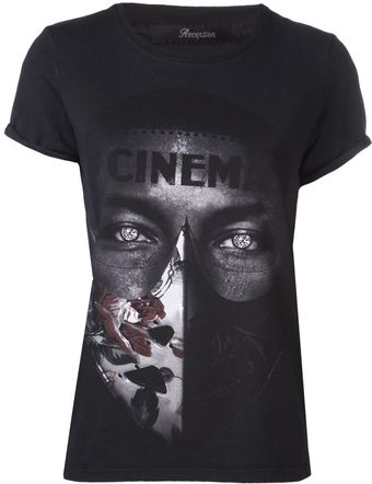 Reception Cinema Shirt - Lyst