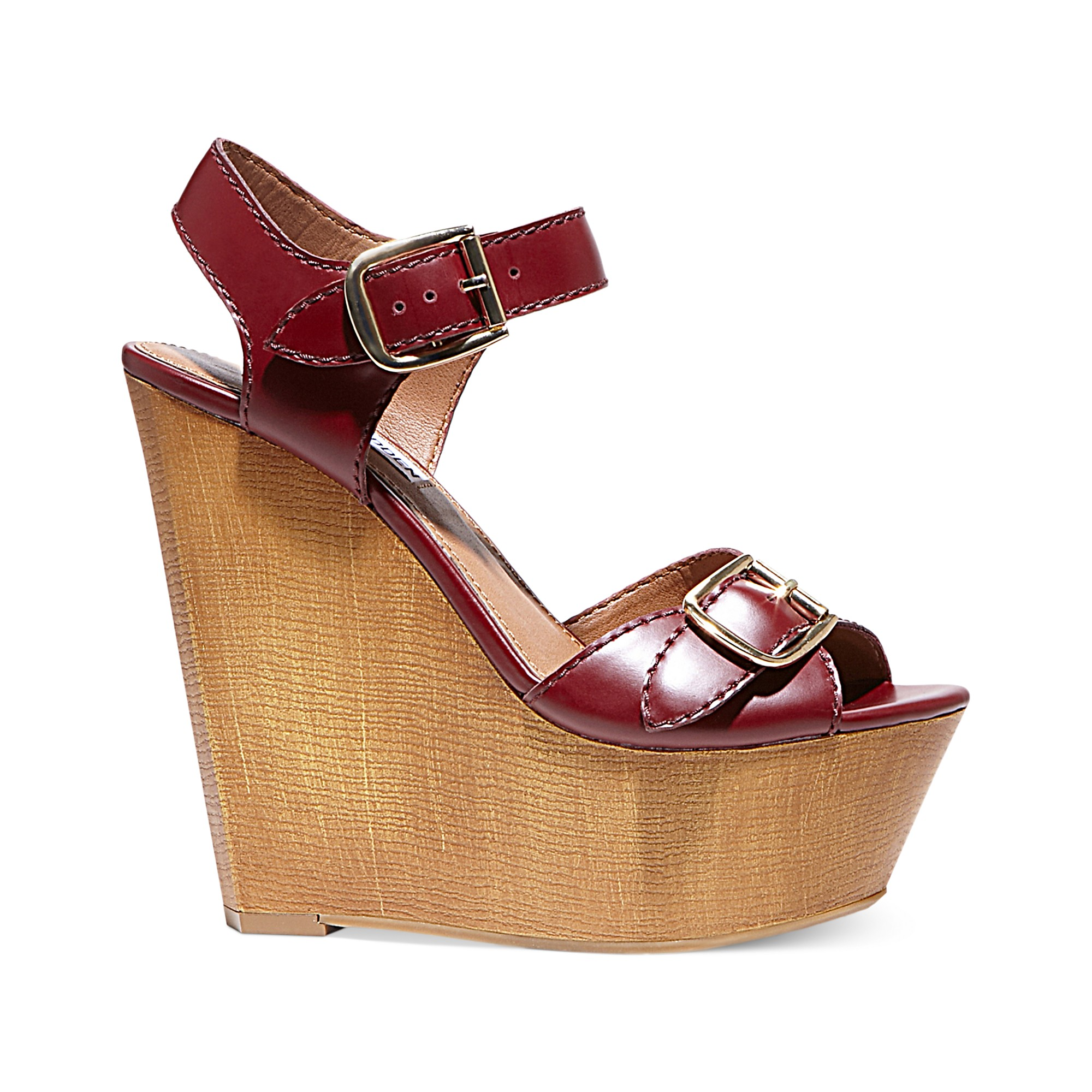 Wedge Sandals Steve Madden Steve madden Br...