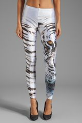 We Are Handsome Leggings in White - Lyst
