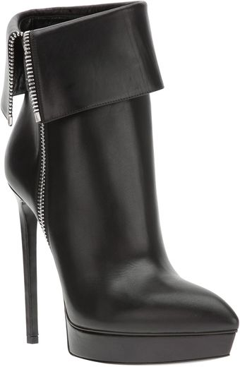 Saint Laurent Janis Boot - Lyst