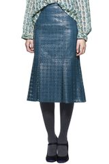 Tory Burch Brie Skirt - Lyst