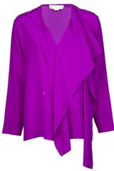 Stella McCartney Adriana Blouse - Lyst