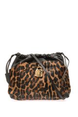 Burberry Prorsum Calf Hair and Leather Bag - Lyst