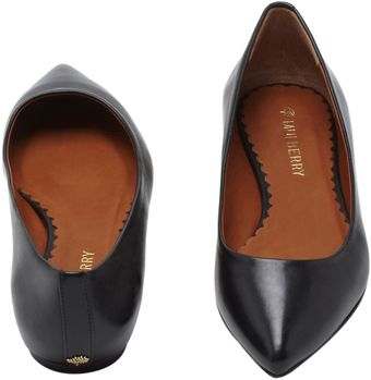 Mulberry New Signature Ballerina - Lyst
