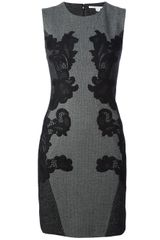 Diane Von Furstenberg Sleeveless Lace Dress - Lyst
