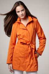 Rainforest Removablehood Coat - Lyst