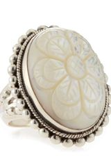 Stephen Dweck Mother Of Pearl Ring - Lyst