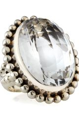 Stephen Dweck Rock Crystal Ring - Lyst