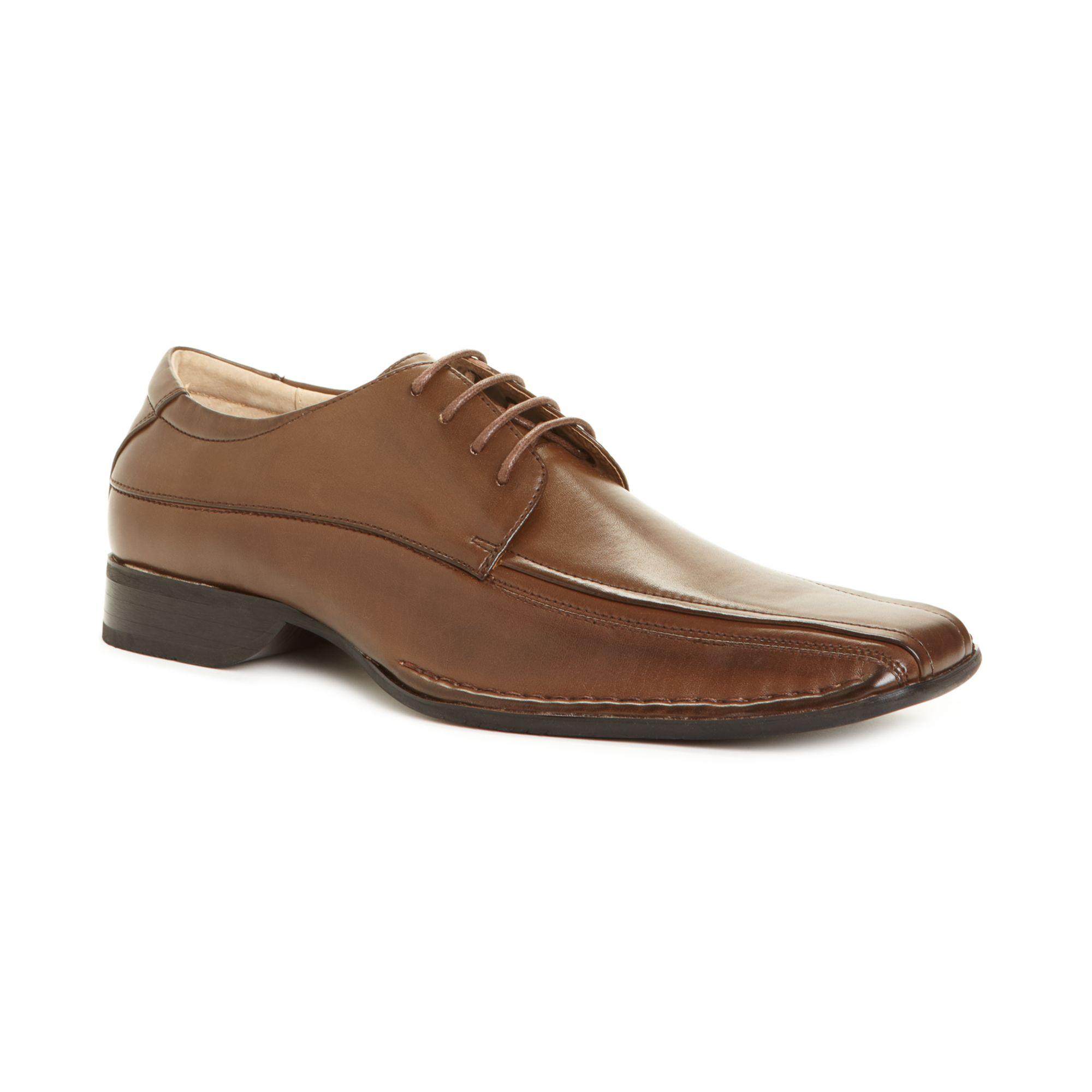 Steve Madden Madden Shoes Tell Oxfords in Brown for Men | Lyst