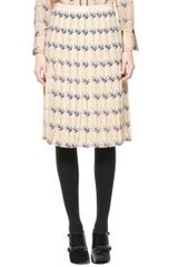 Tory Burch Kara Skirt - Lyst