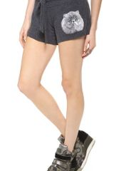 Wildfox Made in Heaven Shorts - Lyst