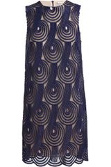 Christopher Kane Clef Lace Dress - Lyst