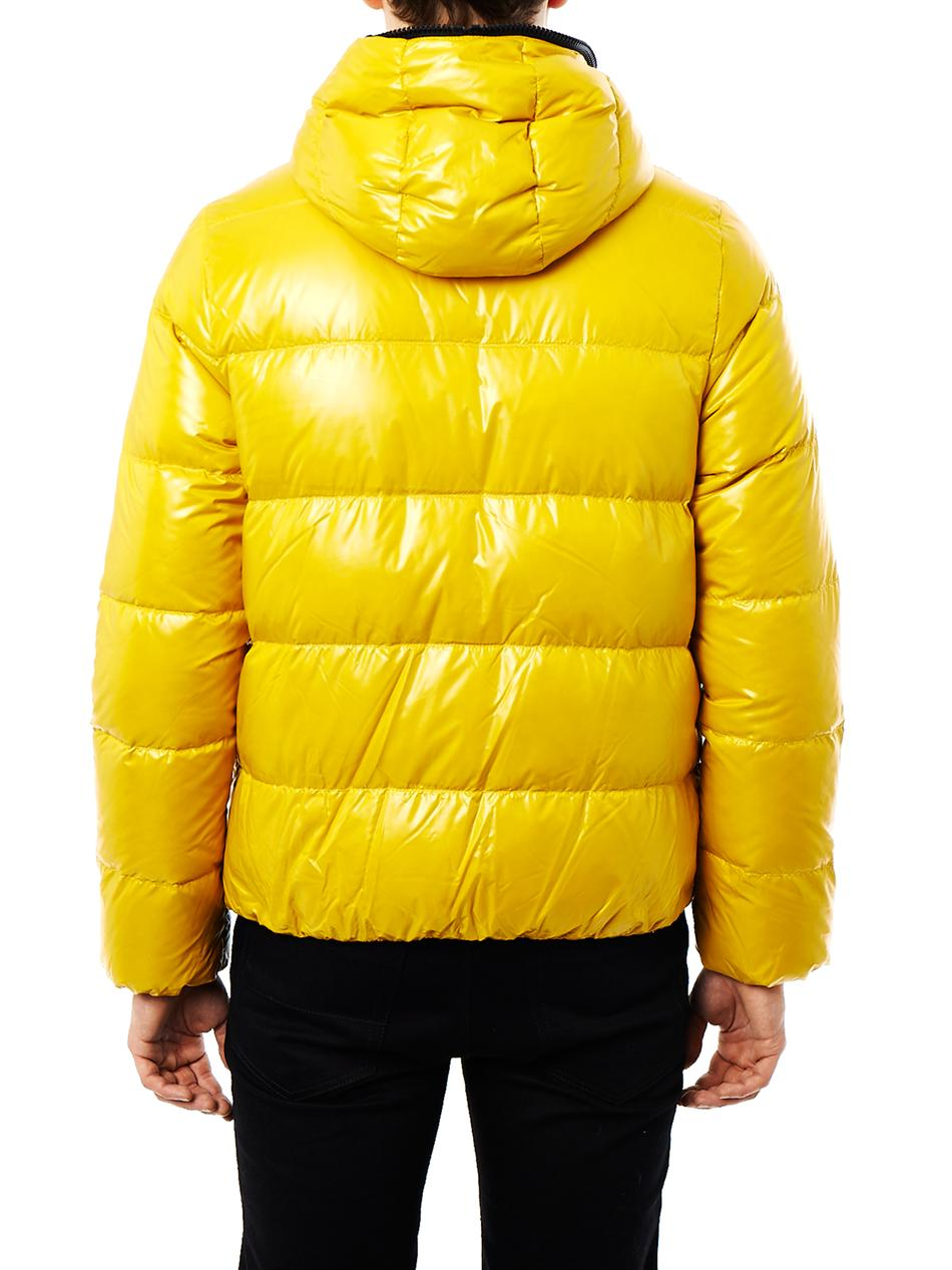 Lyst Duvetica Dionisio Down Jacket In Yellow For Men
