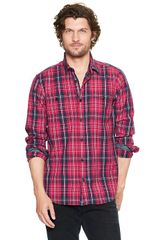 Gap Utility Plaid Shirt - Lyst