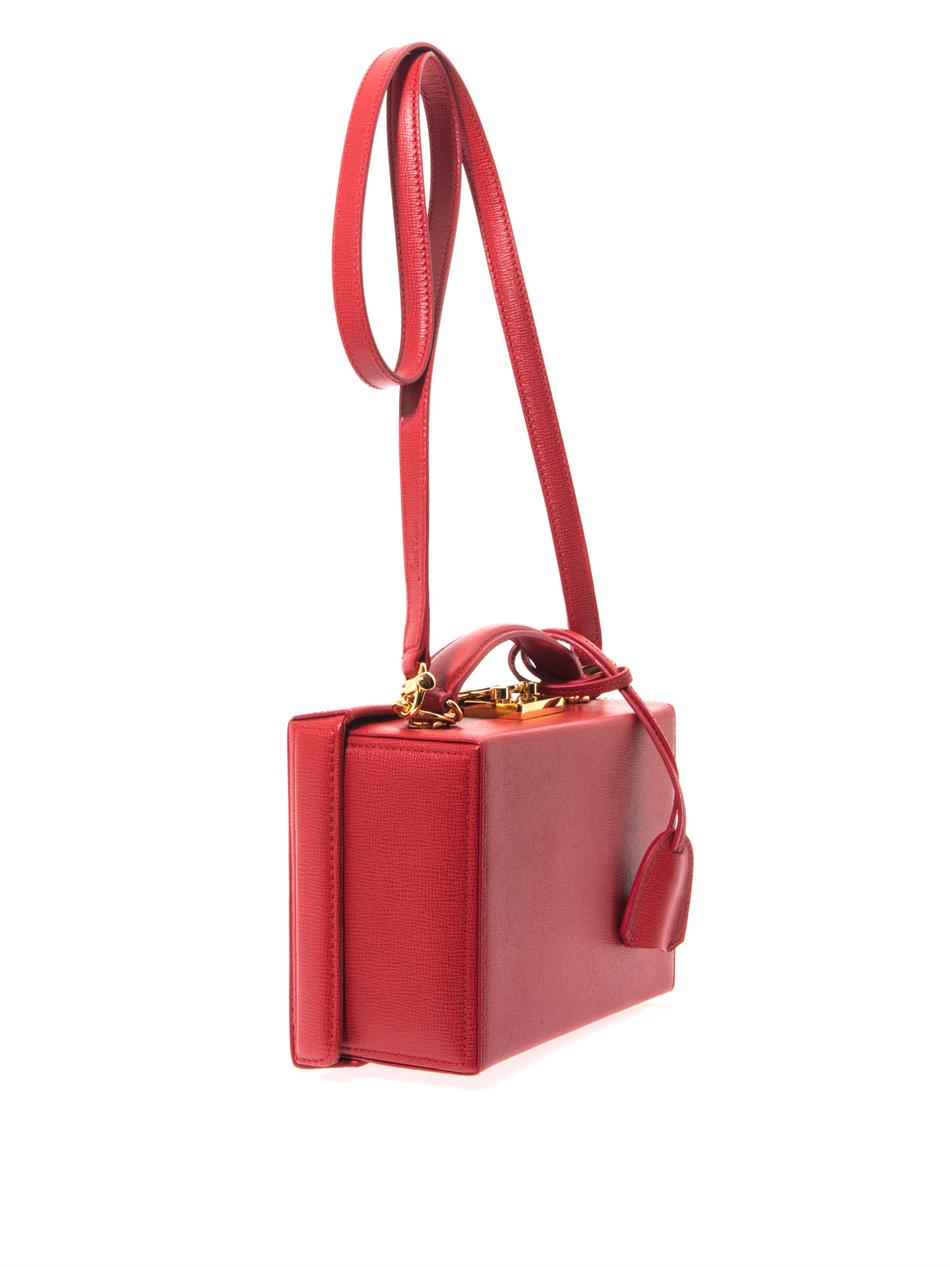 c12cc45c52db Gallery. Previously sold at  MATCHESFASHION.COM · Women s Box Bags Women s Mark  Cross Grace ...