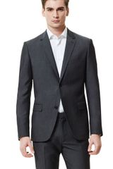 Theory Wellar Jacket in Lorient Wool - Lyst