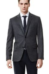 Theory Wellar Jacket in Borden Cashmere - Lyst