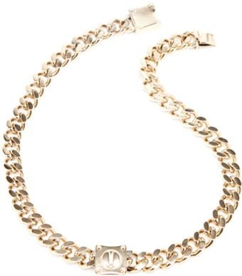 A.L.C. Single Large Screw Station Necklace - Lyst