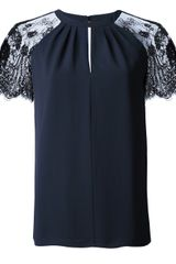 Alice By Temperley Regalia Blouse - Lyst