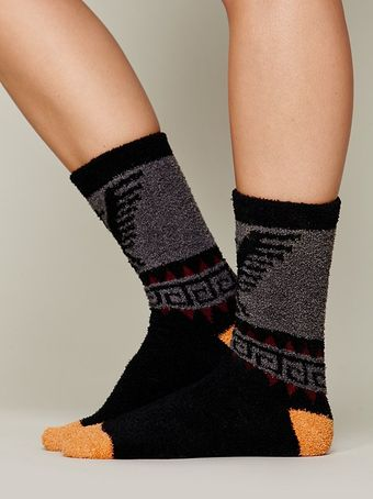 Free People Eagle So Soft Boot Sock - Lyst