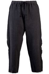 Individual Sentiments Straight Leg Trouser - Lyst
