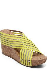 Lucky Brand Wedges Miller Wedge - Lyst