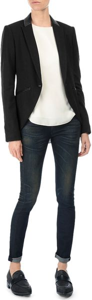 Rag & Bone Hubert Jacket in Black
