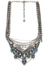 Tom Binns Multi Chain Necklace - Lyst