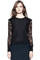 Tory Burch Dina Sweater - Lyst