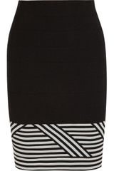 Band Of Outsiders Bandage Skirt - Lyst