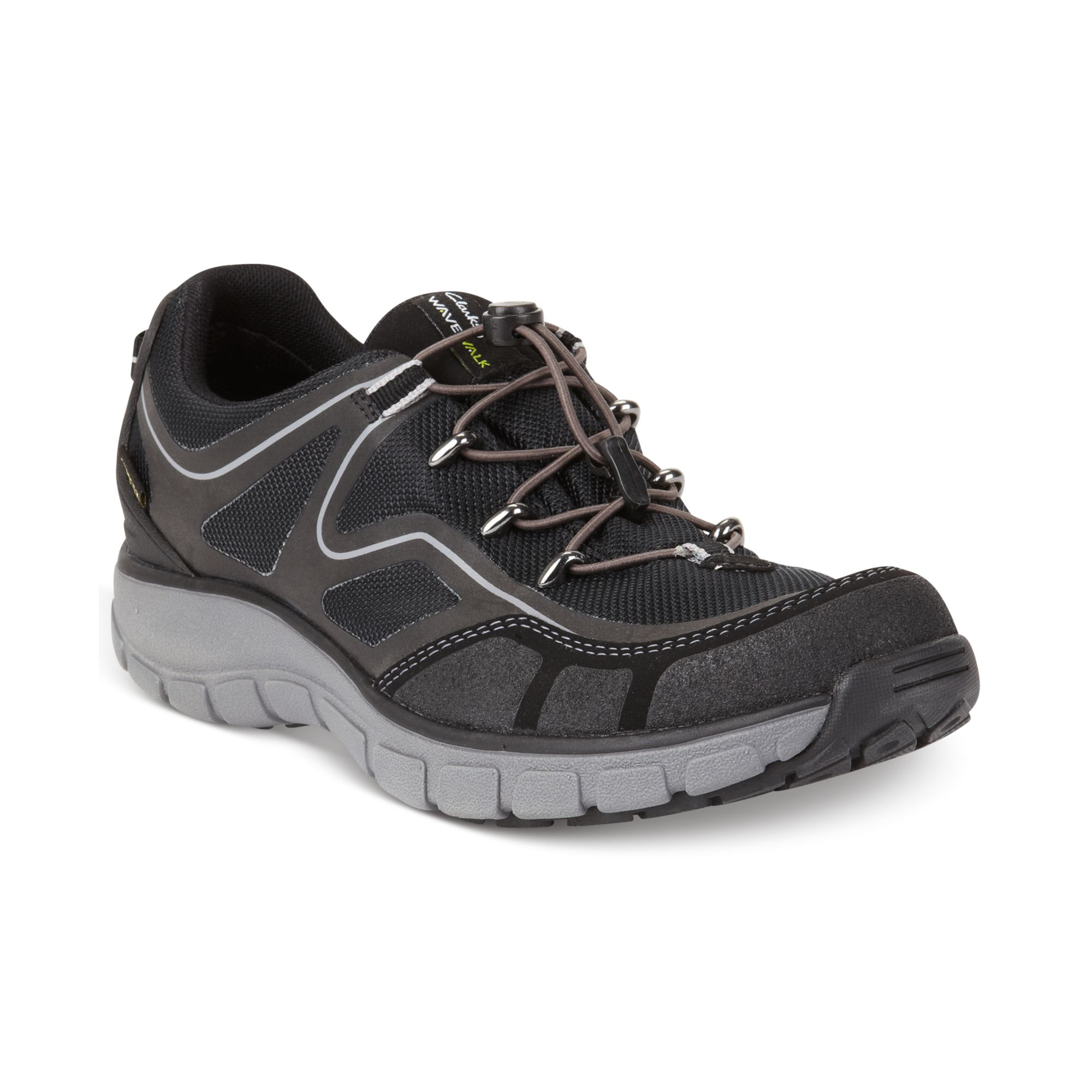 Clarks Wave Trail Shoes Lace Ups For Men