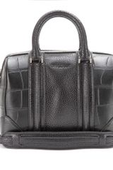 Givenchy Lucrezia Mini Leather Bowling Bag - Lyst