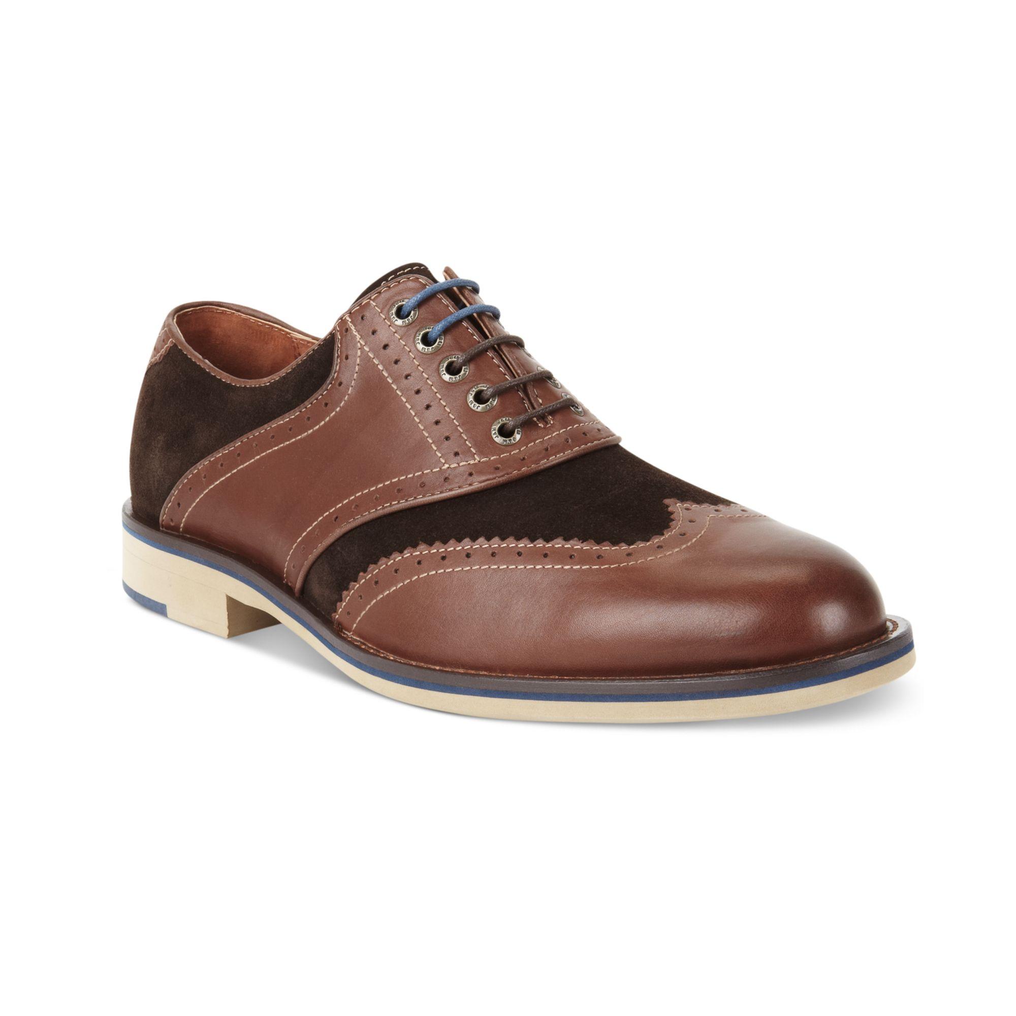 Men Sheepskin Lace Up Shoes