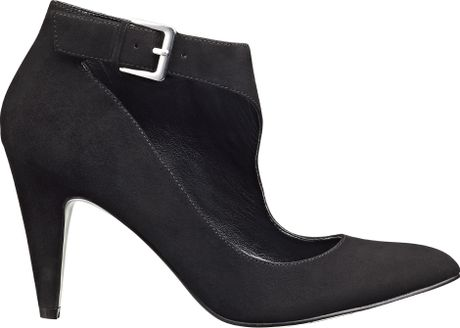 Nine West Peppy Pointy Toe Pump in Black (BLACK SUEDE) - Lyst