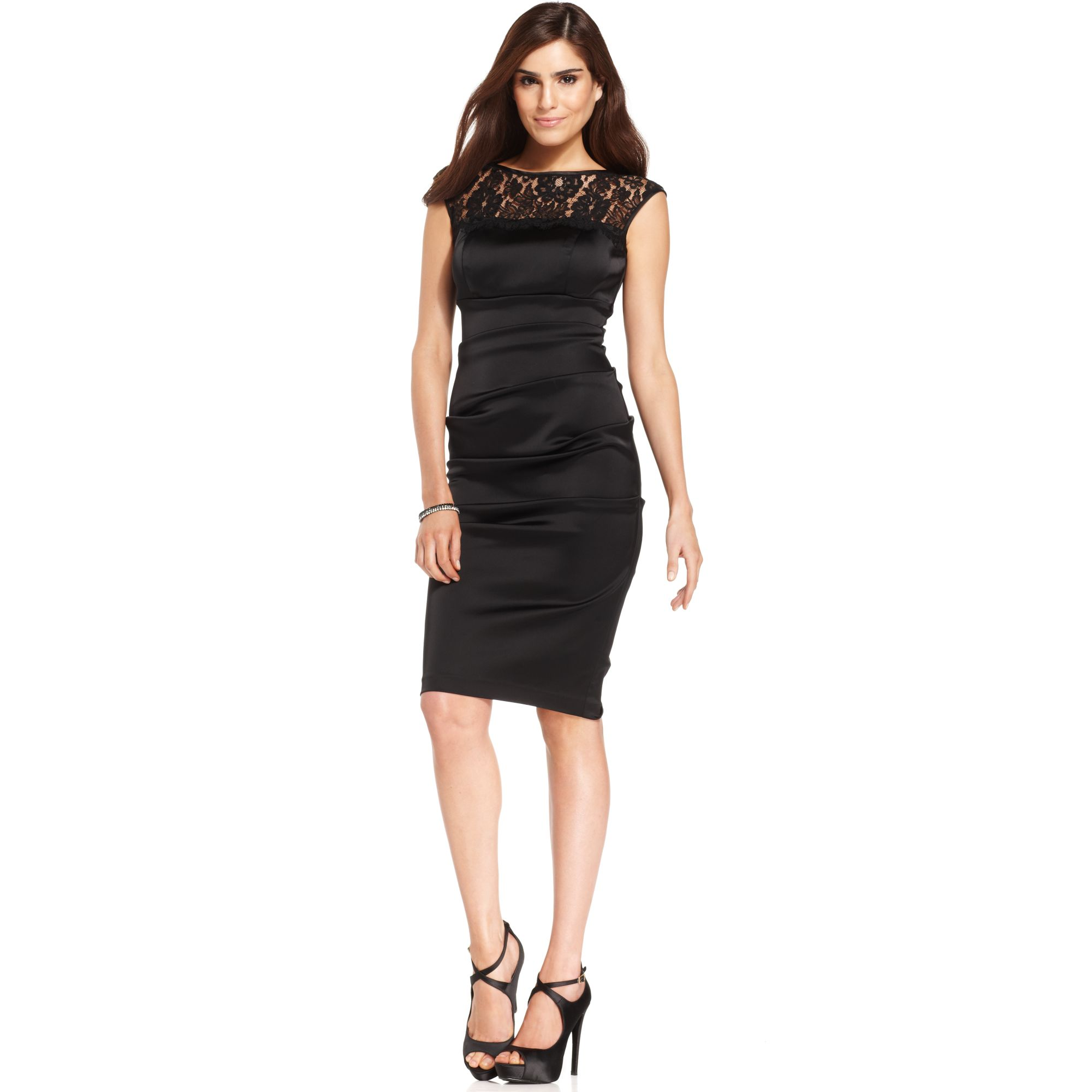 Whether you have a holiday party, black-tie affair, a cruise, a wedding or another formal event to attend, attractive and flattering plus-size evening gowns and cocktail dresses can be some of the most challenging items to find. Here is a shopping directory of stores and catalogs available on the internet that carry a selection semi-formal and formal attire that can ship directly to you in.
