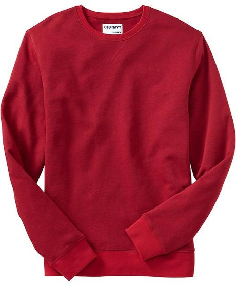 Old Navy Mens Crew Neck Sweatshirt - Cashmere Sweater England