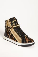 Michael by Michael Kors Glam High Top Sneaker - Lyst