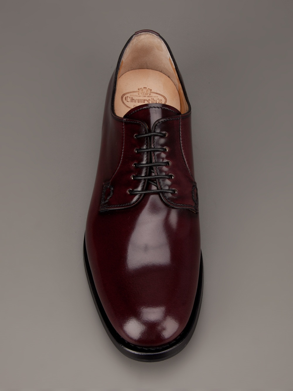 Shannon Derby shoes - Red Churchs RUJuigSGt