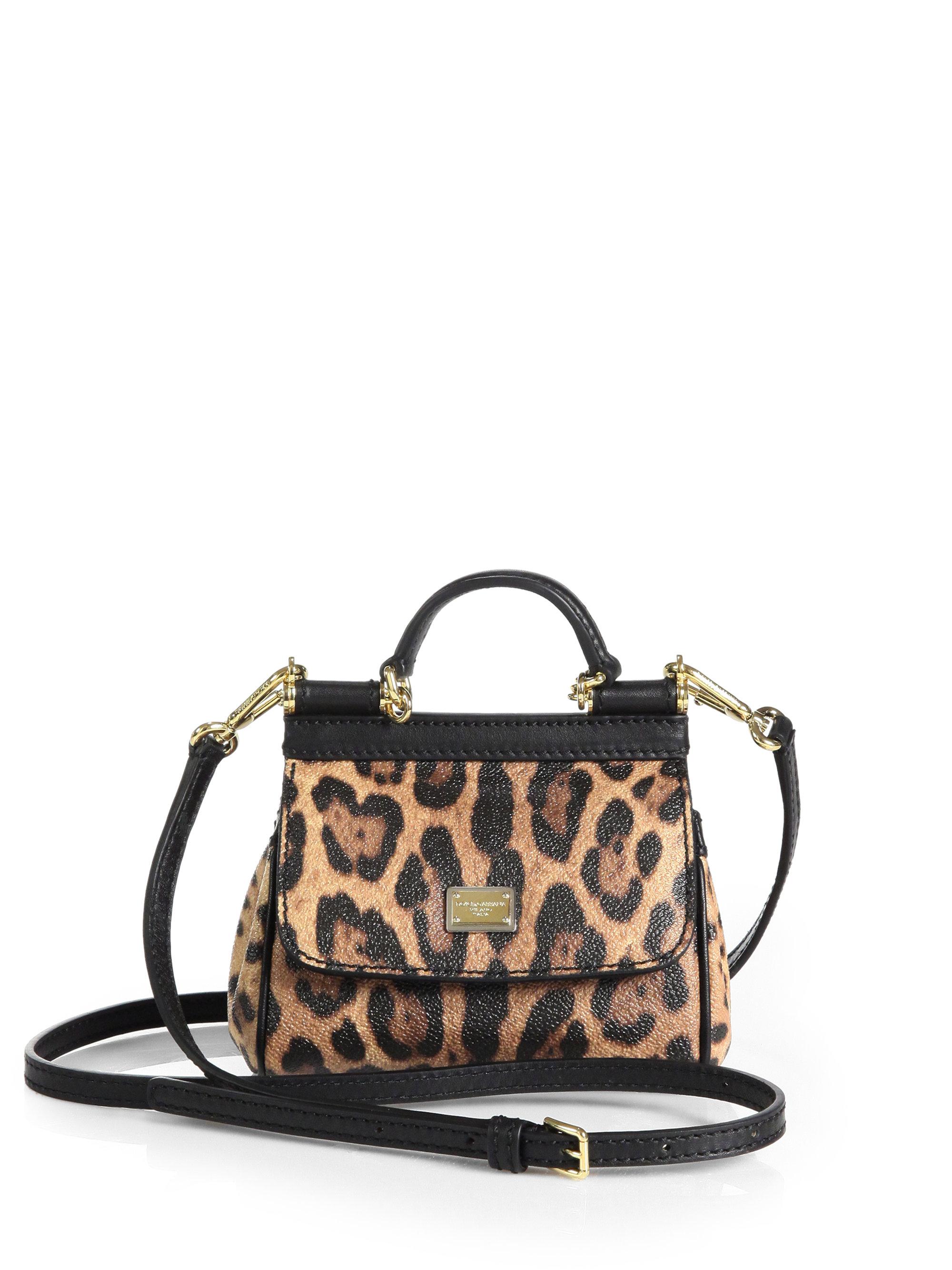 29f5d79f768 ... Source · Dolce And Gabbana Sicily Leopard Bag Best Image of Leopard  2018 Mini Hand Bag ... Dolce Gabbana Bags Reebonz United Arab Emirates ...
