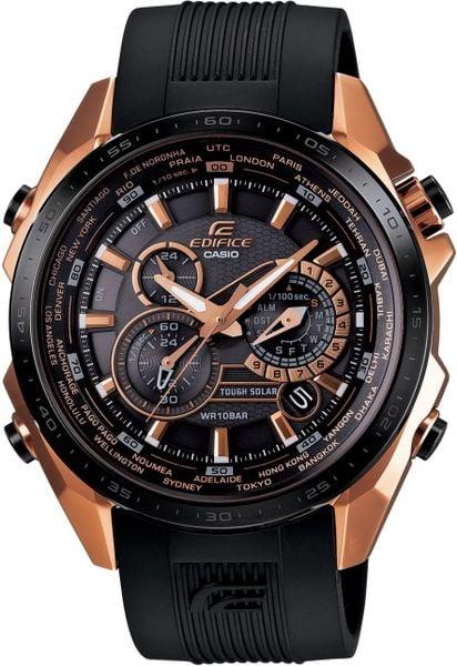 G Shock Casio Watch Mens Chronograph Edifice Black Resin