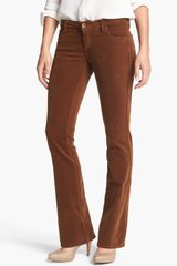 Kut From The Kloth Baby Bootcut Corduroy Jeans - Lyst