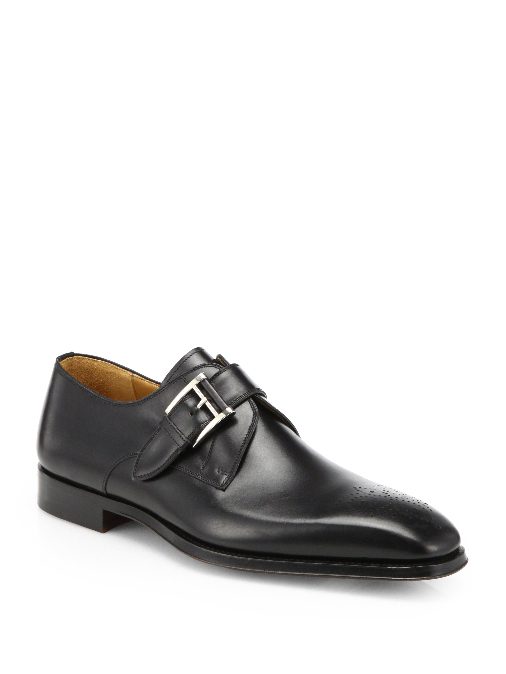 saks fifth avenue saks fifth avenue by magnanni leather