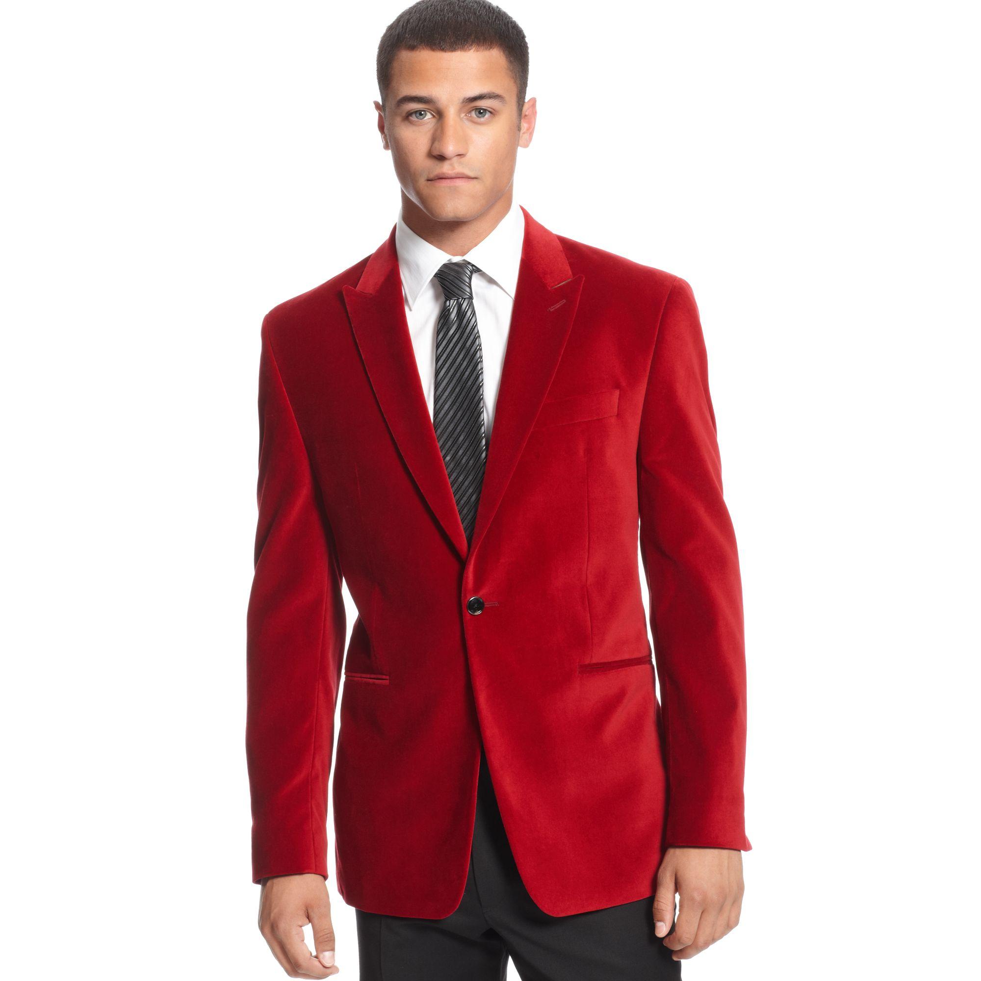 Red Moncler Jacket