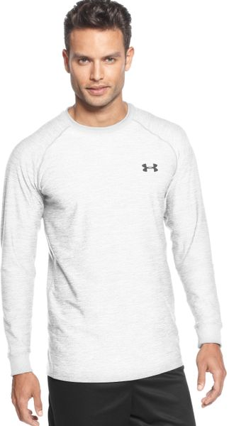 Under armour cold gear infrared longsleeve t shirt in for Under armour cold gear shirt mens